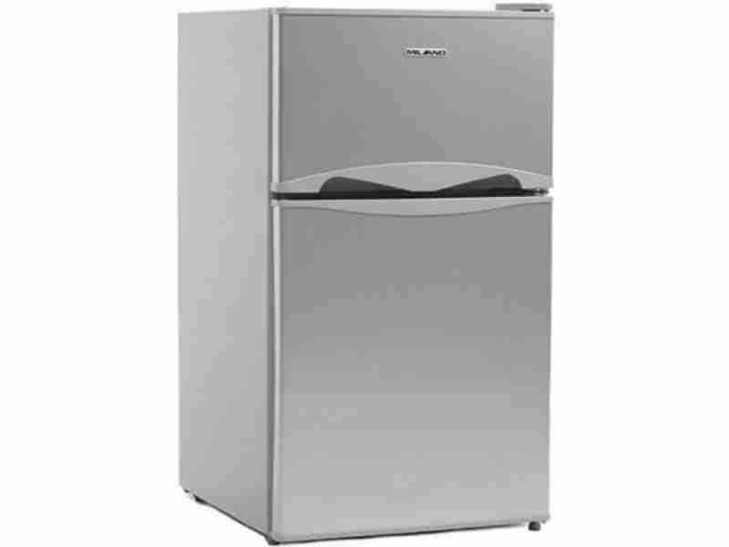 Холодильник Milano DF-187VM Silver