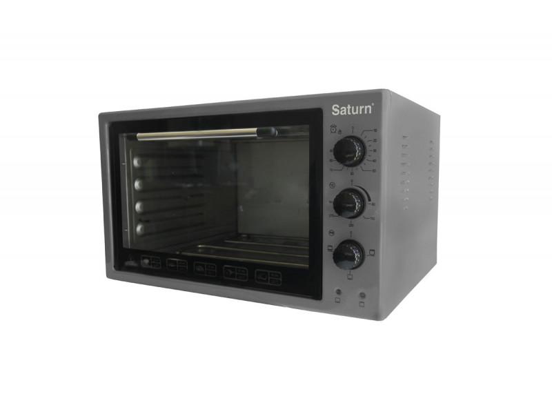 Электродуховка Saturn ST-EC3801 Gray дешево