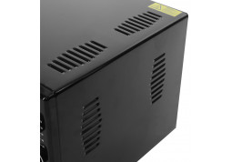 Электродуховка Saturn ST-EC3801 Black дешево