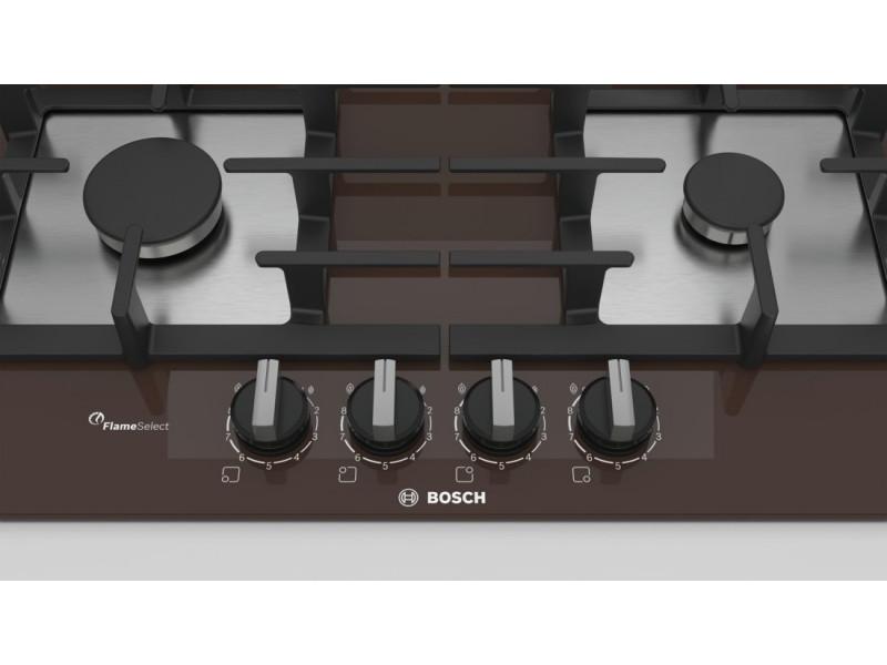 Варочная поверхность Bosch PPP 6A4 B90R (коричневый) цена