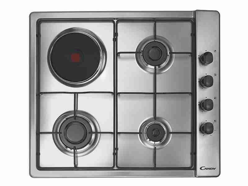 Варочная поверхность Candy CLG 631 SPX (черный)