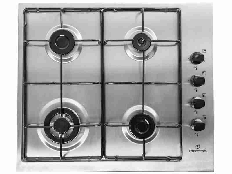 Варочная поверхность Greta СВ-4 Нержавеющая сталь (GN 63 MN 00 (X)-00)