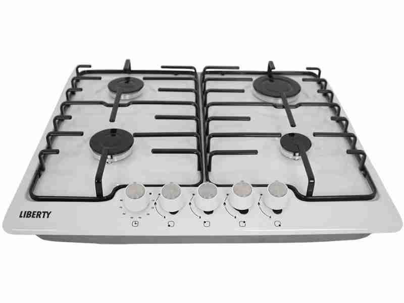 Варочная поверхность LIBERTY PWG 6501 WH (301)