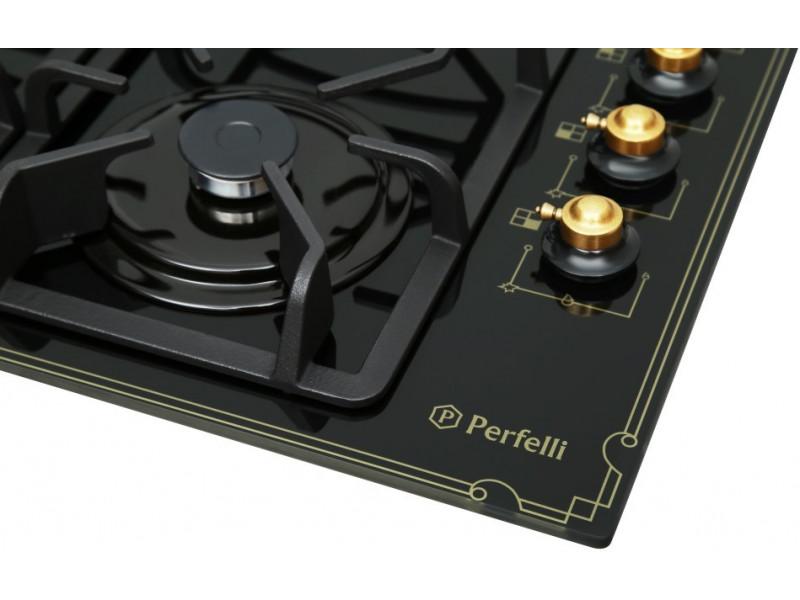 Варочная поверхность Perfelli HGG 61724 BL недорого