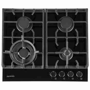 Варочная поверхность Pyramida PFG 647 Black Luxe