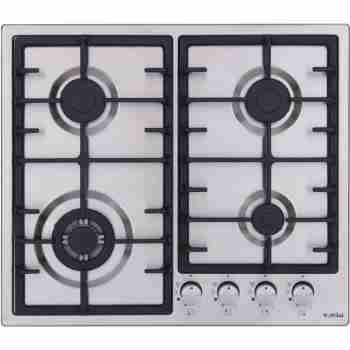 Варочная поверхность VENTOLUX HSF640-D3 CEST (WH)
