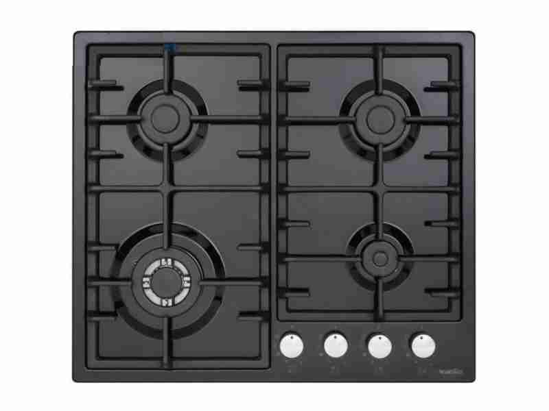 Варочная поверхность VENTOLUX HSF640-D3 CEST (BK)