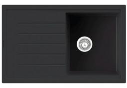 Кухонная мойка Fabiano Classic 78x50 (серый)