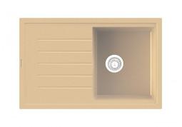 Кухонная мойка Fabiano Classic 78x50 (серый) недорого