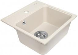Кухонная мойка Perfelli Grasso SGG 104-40 (песочный) купить
