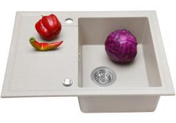Кухонная мойка Perfelli Tino PGT 134-66 (песочный) дешево