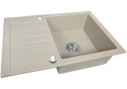 Кухонная мойка Perfelli Tino PGT 134-66 (песочный) цена