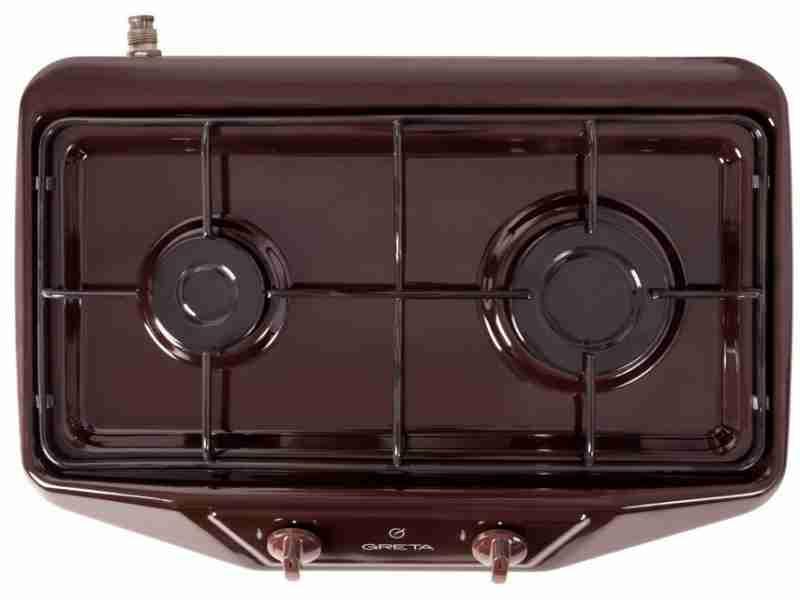 Плита Greta 1103 Коричневый (G(2)N 500 MN 00 (B))