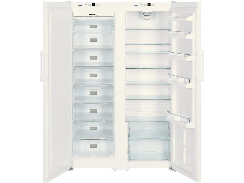 Холодильник Liebherr SBS 7212 купить