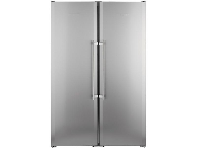 Холодильник Liebherr SBS 7212 цена