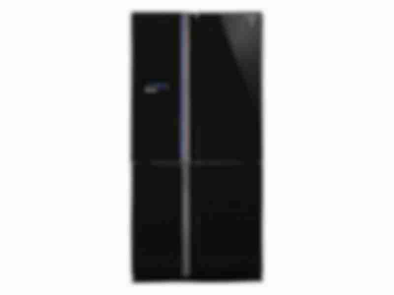 Холодильник Sharp SJ-FS810VBK