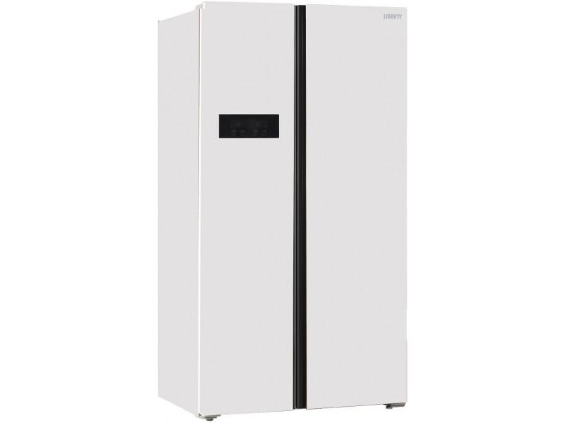 Холодильник Liberty SSBS-430 W – долговременное хранение продуктов питания без потери вкусовых качеств и полезных компонентов