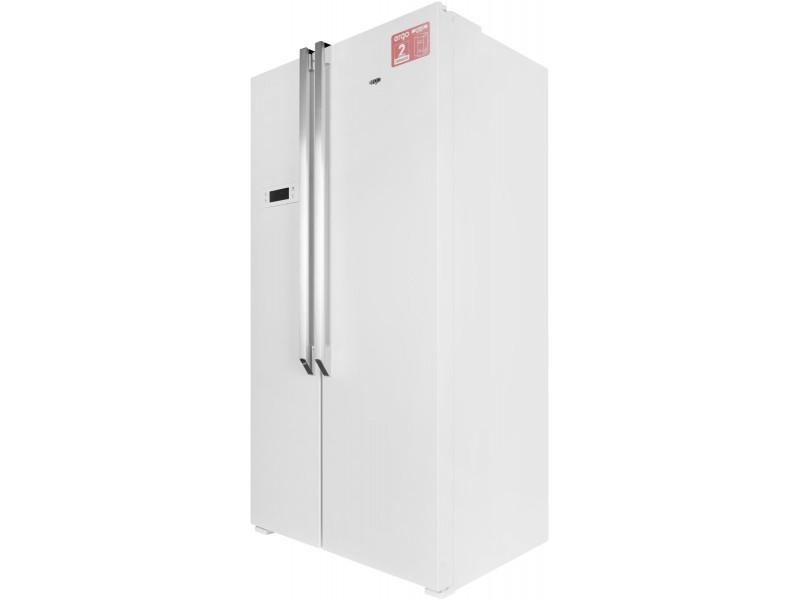 Холодильник Ergo SBS 520 W купить
