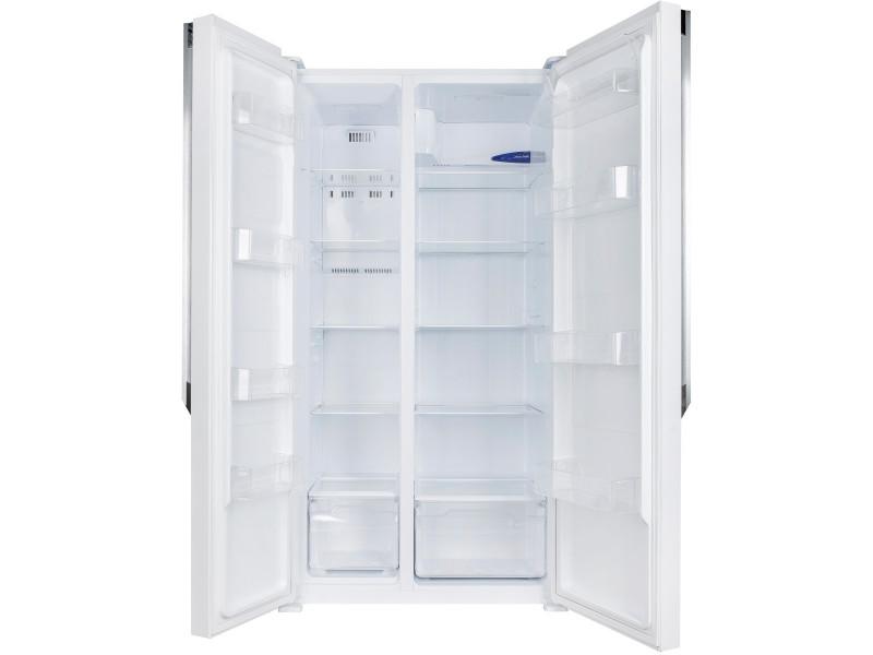 Холодильник Ergo SBS 520 W фото