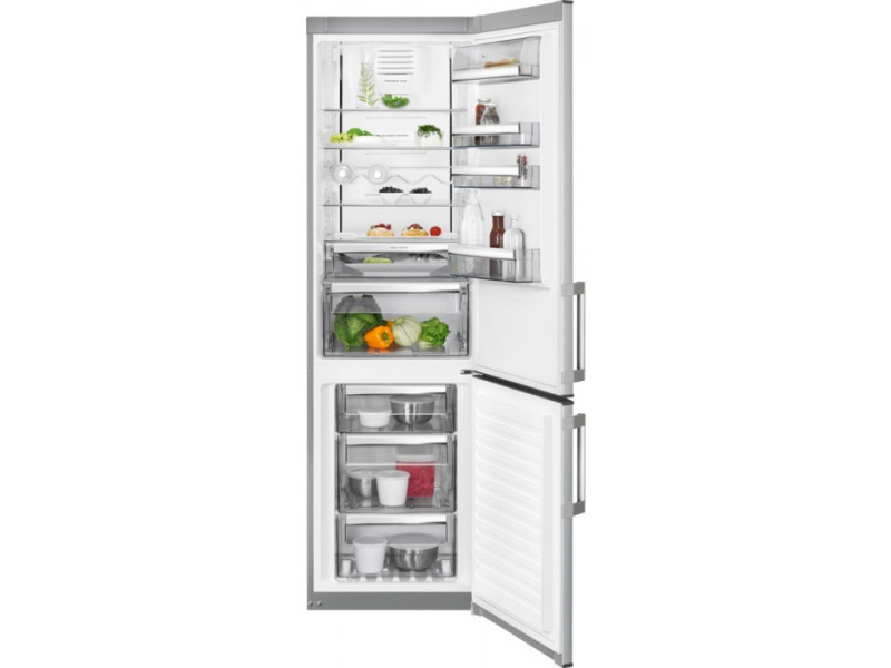 Холодильник AEG RCB 63726 OX фото