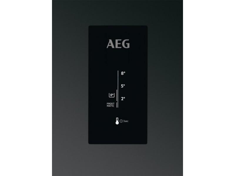 Холодильник AEG RCB 63726 OX описание