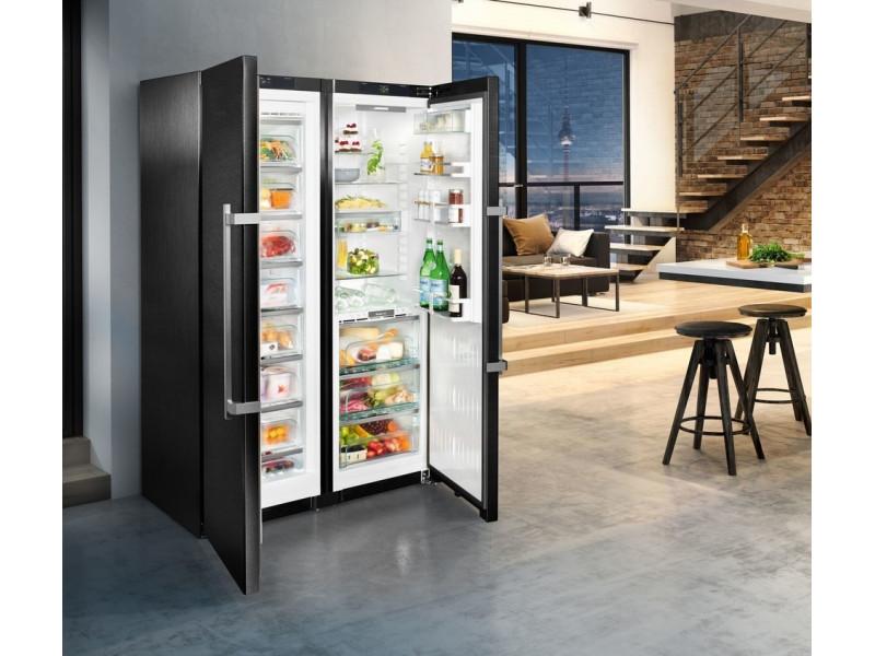 Холодильник Liebherr SBSbs 8673 цена