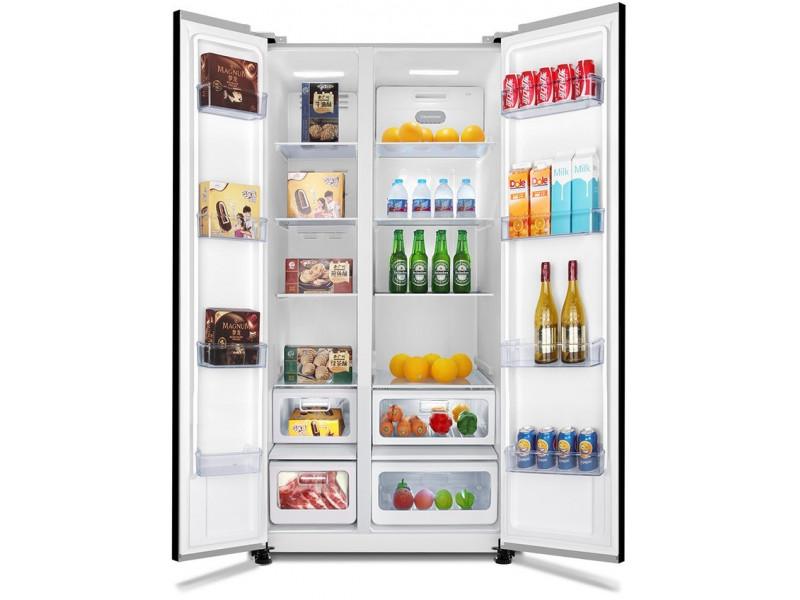 Холодильник LIBERTY KSBS-538 GW купить