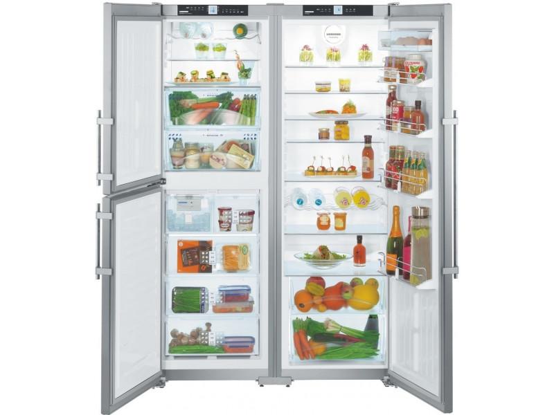 Холодильник Liebherr SBSes 7353 купить