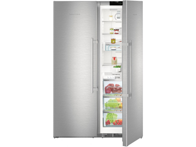 Холодильник Liebherr SBSes 8663 фото