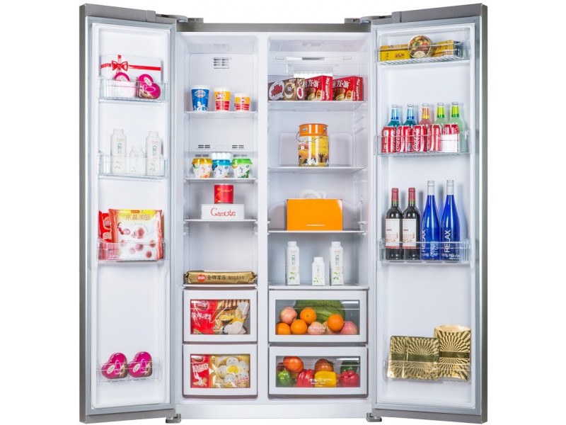 Холодильник LIBERTY SSBS-612 WS описание