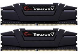 Оперативная память G.Skill 16GB 3200MHz Ripjaws V Black CL16 (2x8GB) (F4-3200C16D-16GVK)