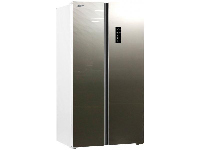 Холодильник LIBERTY SSBS-612 IGS