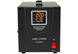 Стабилизатор напряжения Logicpower LPT-2500RD Black фото