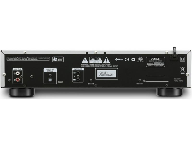 CD-проигрыватель Denon DCD-520AE в интернет-магазине