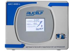 Стабилизатор напряжения RUCELF SDFII-6000-L