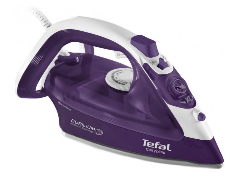 После покупки современного брендового многофункционального утюга «Tefal EASYGLISS FV3970» отпариватель не понадобится