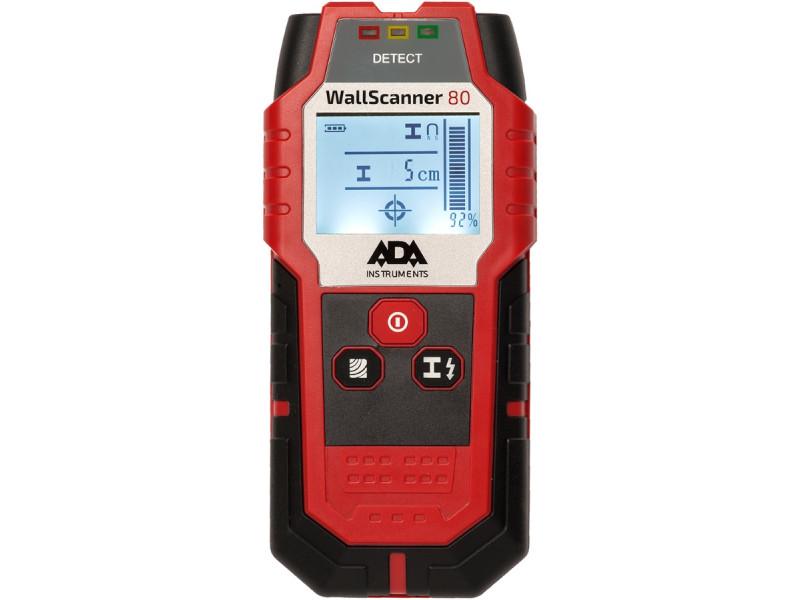 Детектор проводки ADA Wall Scanner 80 A00466