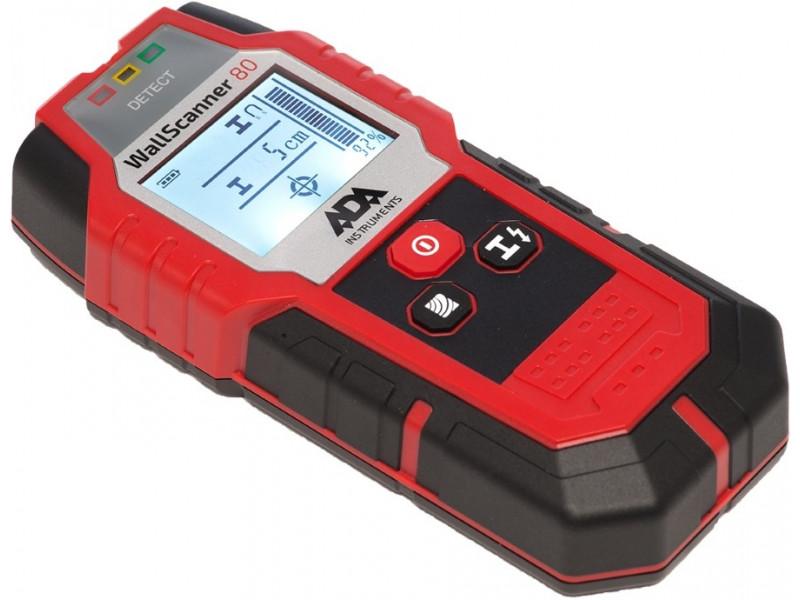 Детектор проводки ADA Wall Scanner 80 A00466 отзывы