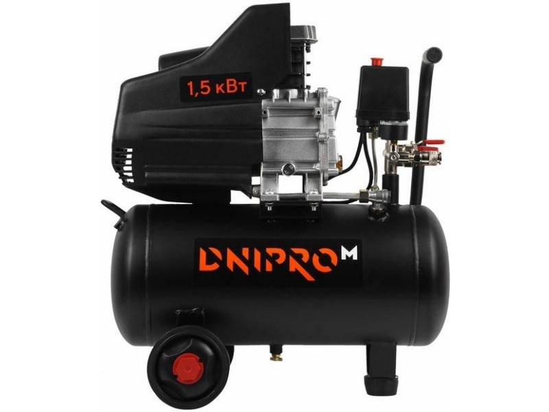 Компрессор Dnipro-M AC-24 24 л220 В описание