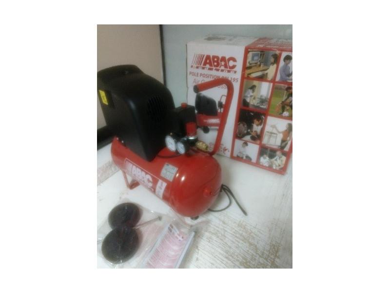 ABAC Pole Position OM195 24 л220 В в интернет-магазине