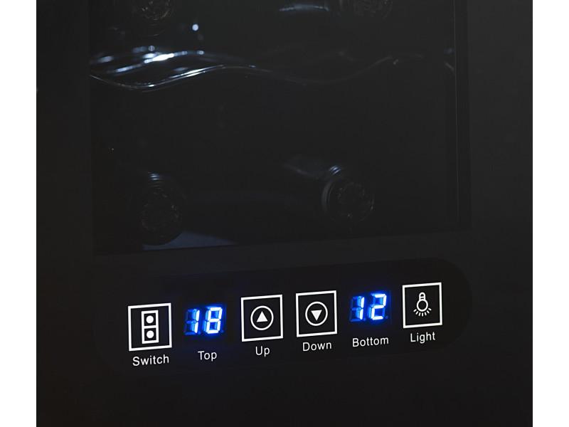 Винный шкаф Hyundai VIN 12DZ в интернет-магазине