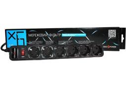 Фильтр-удлинитель Logicpower LP-X6 1.8 м в интернет-магазине