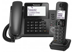 Радиотелефон Panasonic KX-TGF310 описание