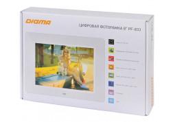 Цифровая фоторамка Digma PF-833 фото