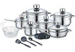 Набор посуды Royalty Line RL-1802 6.5 л