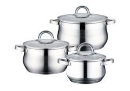 Набор посуды Vissner VS-10650 5.1 л