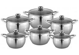 Набор посуды Maxmark MK-APP7512B 6 л
