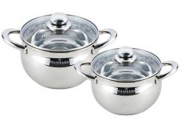 Набор посуды Maxmark MK-APP7512B 6 л стоимость
