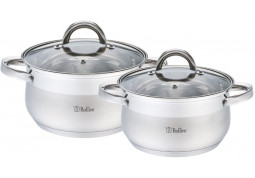 Набор посуды Bollire BR-4014 3.5 л