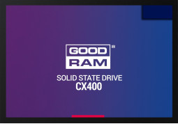 GOODRAM CX400SSDPR-CX400-256 256 ГБ